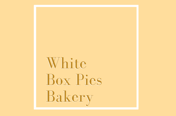 White Box Pies Bakery